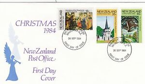 New Zealand 1984 Christmas Unadressed FDC VGC - <span itemprop='availableAtOrFrom'>Dartford, Kent, United Kingdom</span> - New Zealand 1984 Christmas Unadressed FDC VGC - <span itemprop='availableAtOrFrom'>Dartford, Kent, United Kingdom</span>