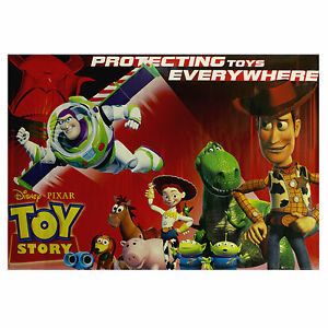 Toy Story 3 Disney Pixar Protecting Toys Everywhere Poster 61 X 91cm