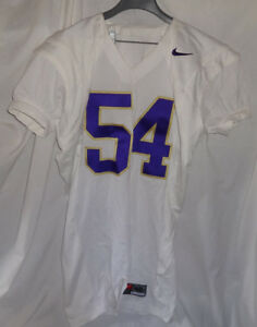 detailed look 2343a 5870d Details about Vintage Washington Huskies Team Issued NCAA Football Jersey  Nike Sz 46