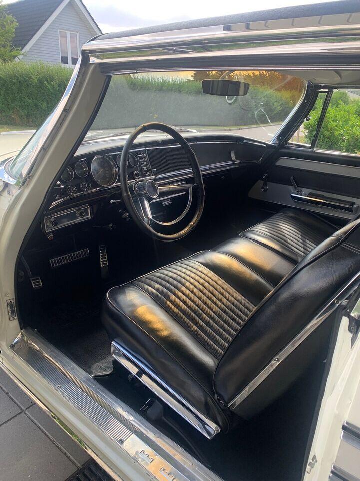 Chrysler 300, Benzin, 1964