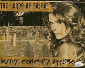 Maria-Conchita-Alonso-Autograph-Signed-8x10-Photo-Lords-of-Salem-JSA-COA