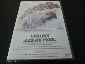 DVD-NEUF-034-LES-UNS-ET-LES-AUTRES-034-Robert-HOSSEIN-Nicole-GARCIA-Claude-LELOUCH