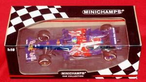 Sebastian Bourdais 2008 Scuderia Toro Rosso STR3 #14 Then & NOW Limited Edition