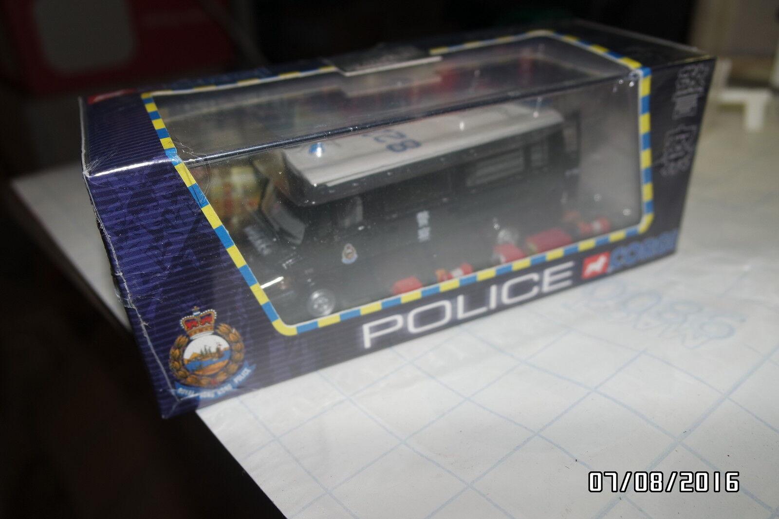 MERCEDES 310 FOURGON POLICE HONG HONG HONG KONG 3000 EX NB CC02202 aad56c