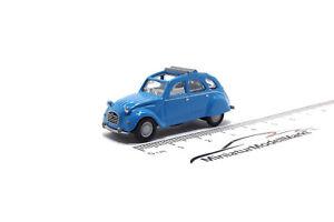 452632500-Schuco-Citroen-2-CV-con-esta-abierto-un-descapotable-azul-26325-1-87