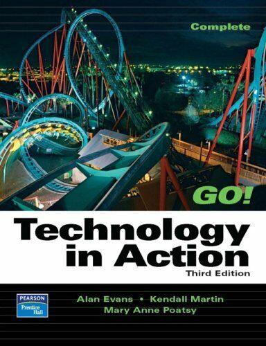 Technologie IN Action Perfekt Alan Evans