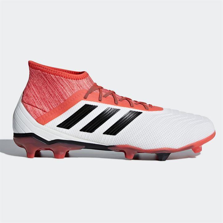Adidas Prédateur 18.2 Hommes Godasses de Football Fg UK 10 Us 10.5 Eu 44.2/3 Ref