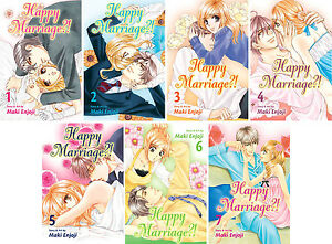 Hapi Mari – Happy Marriage?! di Maki Enjouji – Shoujo ...