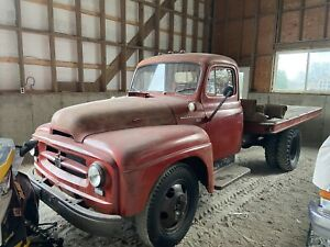 1954 international r150