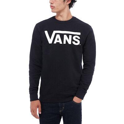 Vans MN Classic Crew Herren Sweatshirt Pullover Rundhals | eBay