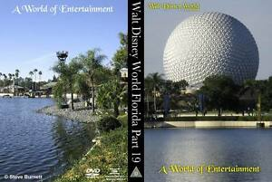 Walt-Disney-World-Florida-Part-19-A-World-of-Entertainment-DVD-or-Blu-Ray-NEW