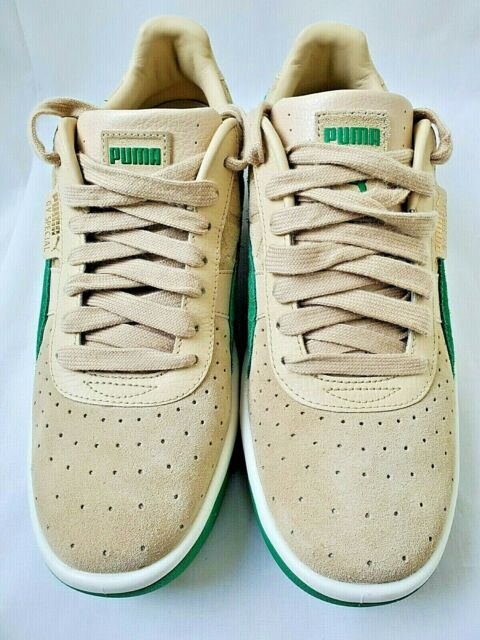 PUMA GV Special Lux Mens Size 8 Beige