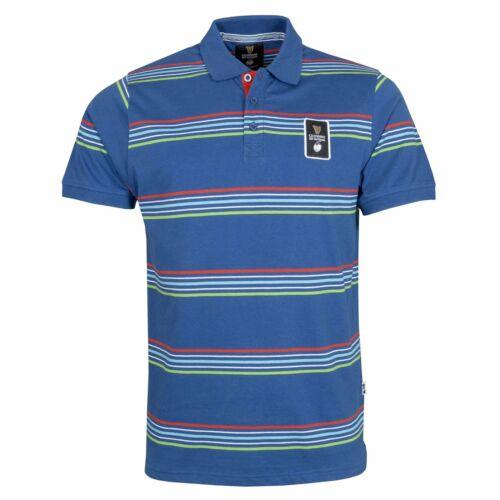 Navy Guinness Six Nations 2020 Stripe Polo Brand Co