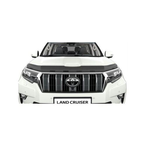 Genuine Toyota Land Cruiser 2017 en adelante Bonnet Deflector PW421-60004