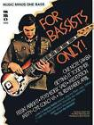 For Bassists Only! by Music Minus One (Mixed media product, 2007)