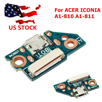 For ACER ICONIA A1-810 A1-811 MICRO USB DC POWER JACK 48.4VL21.011 cdjack