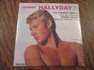 cd-johnny-hallyday-n-10-tes-tendres-annees