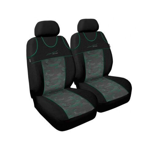 Audi a4 funda del asiento verde Front fundas para asientos ya referencia ya referencias auto referencias de asientos