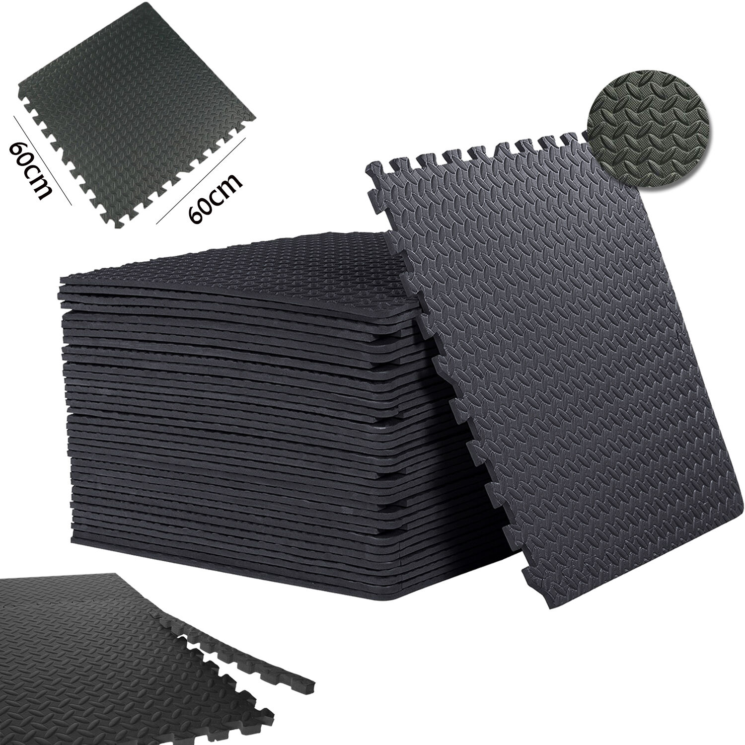 garage floor evermat interlocking anti home mat gym large eva mats product foam fatigue