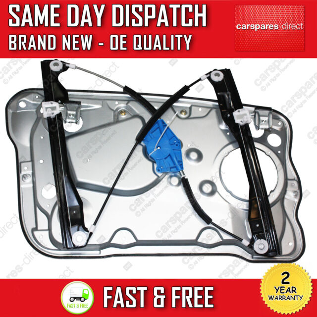 FOR VOLVO S60 MK1 2000/>10 FRONT RIGHT DRIVER SIDE WINDOW REGULATOR WITHOUT MOTOR