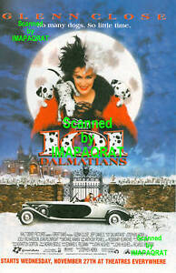101-Dalmations-Cruella-DeVille-Glen-Close-Print-Ad