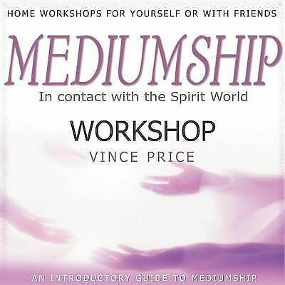 Mediumship Workshop: In Contact with the Spirit World by Vince Price (CD-Audio,