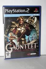 GAUNTLET SEVEN SORROWS GIOCO USATO OTTIMO STATO PS2 EDIZIONE ITALIANA FR1 32251