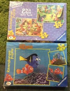 2x Disney Jigsaw Puzzles - <span itemprop=availableAtOrFrom>South Ockendon, United Kingdom</span> - 2x Disney Jigsaw Puzzles - South Ockendon, United Kingdom