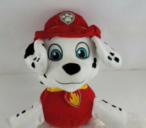 "Paw Patrol Pup Pals Marshall Plush Stuffed Toy 11"" Nickelodeon Dog"
