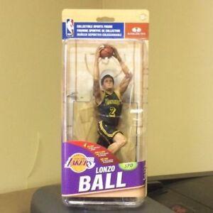 Mcfarlane série 32 variante de chasse au ballon Lonzo / 333 cas frais Los Angeles Lakers 787926130690