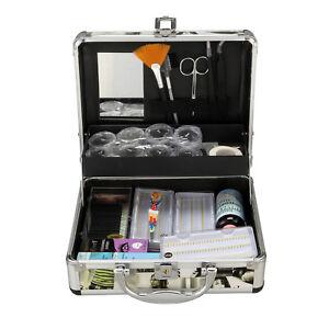 fd52887bbc7 Image is loading Professional-False-Extension-Eyelash-Glue-Brush-Kit-Set-