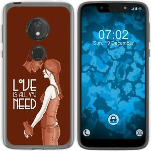 Case-for-Motorola-Moto-G7-Play-Silicone-Case-in-Love-M3-protective-foils