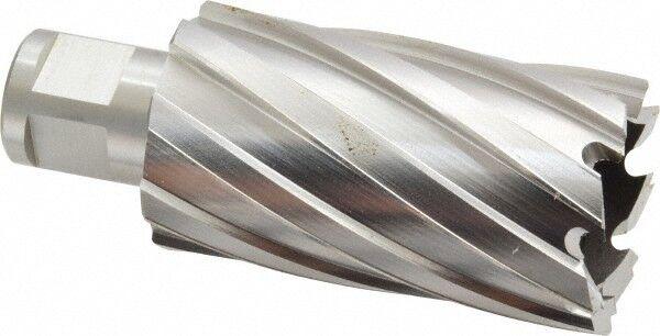 "1-3//16/"" x 2/"" w// Pilot Pin Evolution Annular Carbide Cutter Bits"