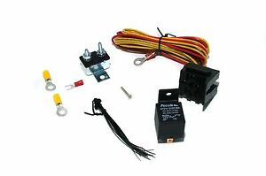 Universal-Electric-Fuel-or-Water-Pump-Fans-and-Lights-Relay-Kit-50-Amp-12-Volts