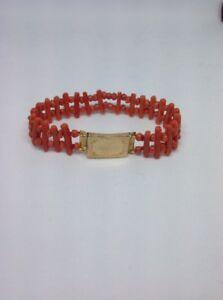 Bracelet-Corail-Or-18ct
