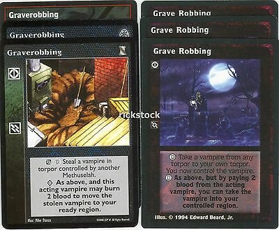 Graverobbing Action Keepers of Tradition VTES V:TES