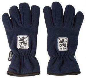 Methodisch Tsv 1860 München Thinsulate Handschuhe Geschickte Herstellung