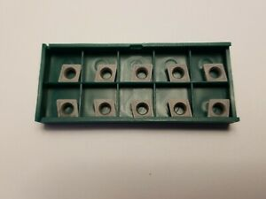 WCMX 32.52 Mk2 C2 Carbide Inserts Uncoated Drill WCMX 3252 10pc WCMX 06T308 New