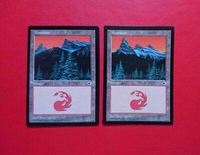 345 Mountain FOIL 9th Edition NM Basic Land MAGIC GATHERING CARD ABUGames