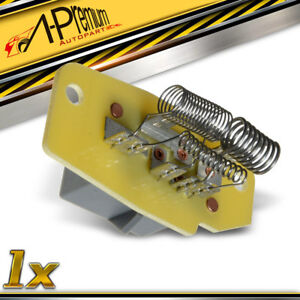 a premium a c blower motor resistor for ford e 150 f 250 f 350 f 450image is loading a premium a c blower motor resistor for ford