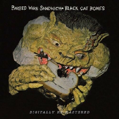 Black Cat Bones - Barbed Wire Sandwich [New CD]