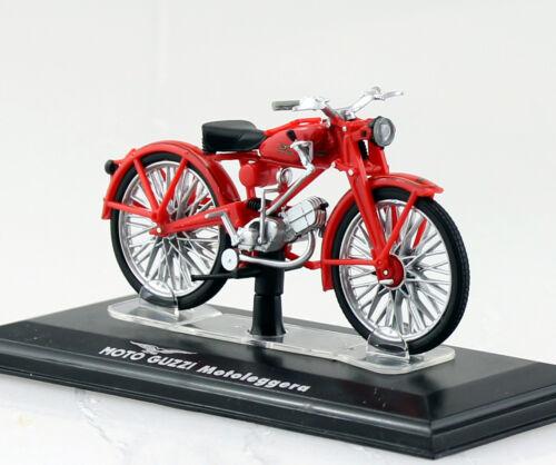 Moto Guzzi Motoleggera rot Starline 1:24 Motorrad Modell 99040
