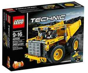 LEGO-Technic-42035-Muldenkipper-NEU-OVP-Mining-Truck-NEW-MISB-NRFB