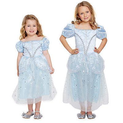 Kids Girls Princess Fancy Dress Cute Dress up Costume Party Child Cosplay Fairy