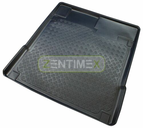 Corrugated Boot Mat Trunk Liner for Ford Grand Tourneo Connect Titanium 2 estate