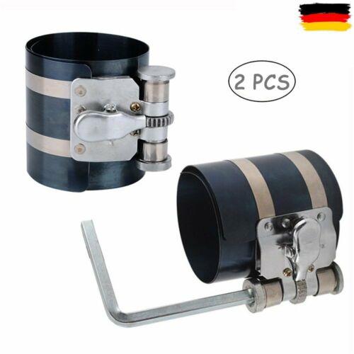 2x Kolbenspannband 53-175mm Kolbenring Spannband Kolben Spanner Kolbenband Motor
