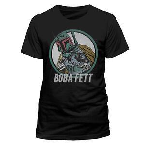Star-Wars-Boba-Fett-T-Shirt-The-Mandalorian-NEW-OFFICIAL-S-M-L-XL