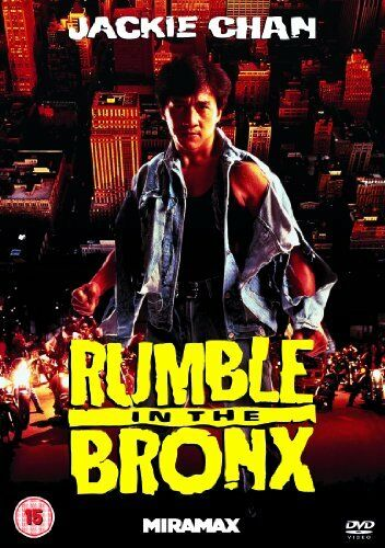 Rumble In The Bronx [DVD][Region 2]