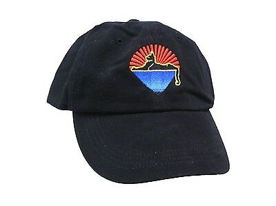 New Grateful Dead Cats Under The Stars Embroidered Baseball Hat