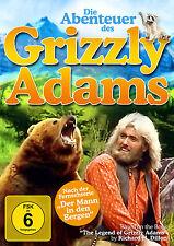 DVD Grizzly Adams Der Mann in den Bergen mit Grizzly Adams